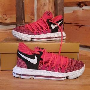 Nike zoom KD10 sz 7y